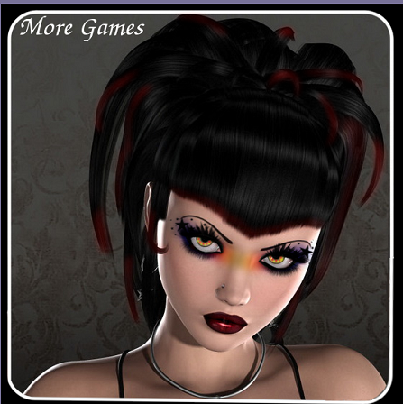 Gothic Girl Makeup by BullyStopper ...
