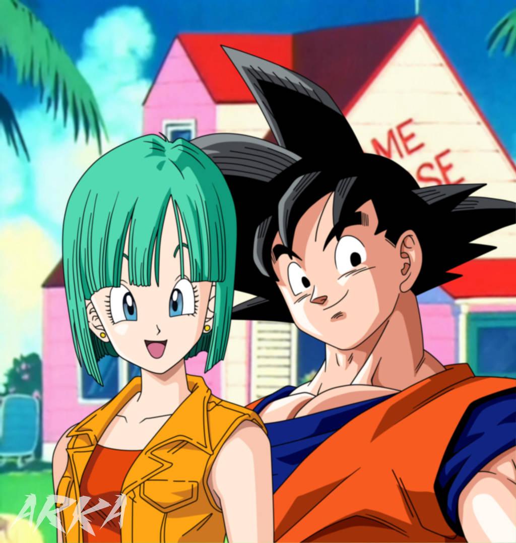 Goku x bulma by cffc2010 on deviantart - Goku e bulma a letto ...