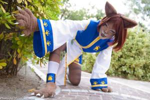 Uriko the cat by Sunymao