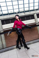 Ada Wong RE6 by Sunymao