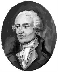 Portrait of the Marquis de Condorcet by wendystolyarov