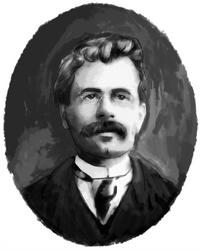 Portrait of Friedrich Nietzche by wendystolyarov
