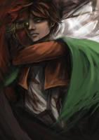 Eren Jaeger by Jayne-Zee