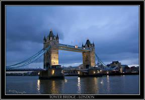 TOWER BRIDGE by jorgelox