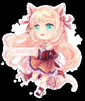 [e] Vermillion by yuiine