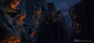 Silvernai: Canyon of forgotten suns - night versio by noiprox