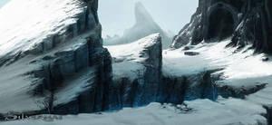 Silvernai: Frost Fangs by noiprox