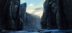 Silvernai: Canyon of whispering ages by noiprox