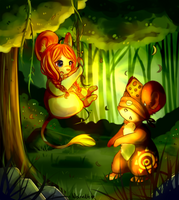 Jungle by Nariette