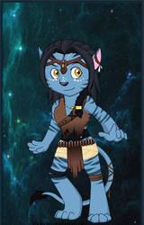 Create a Na'vi Avatar by FairyMae