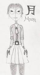 Moon by FairyMae