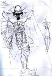 Bone Knight V 0.1 by impulszero