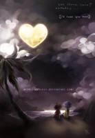 Kingdom Hearts Poster by kimchii