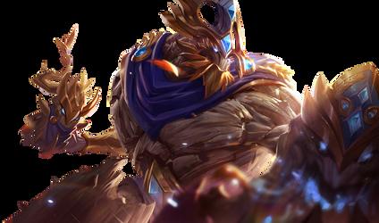 Victorious Maokai by GameplayART