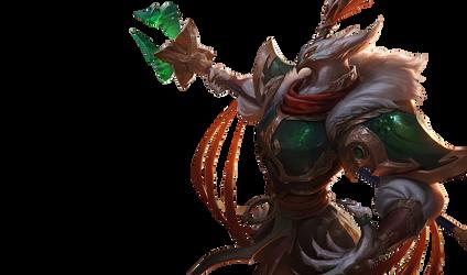 Warring Kingdoms Azir by GameplayART
