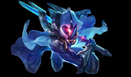 Cosmic Blade Master Yi by GameplayART