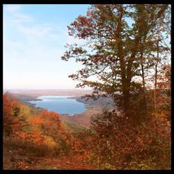 2013-293 Honeye Lake overlook by pearwood