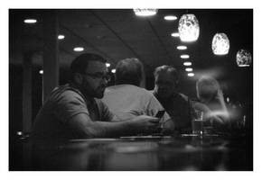 2016-266 Quiet evening at Knucklehead Brewing by pearwood