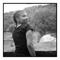 2017-199 Xahjay at the Middle Falls by pearwood