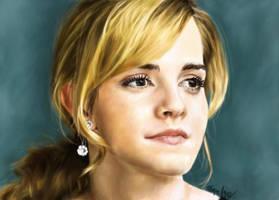 Emma Watson by AllegraX