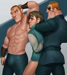 Stabbington Brothers vs Flynn Rider by Bageltron