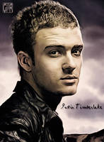 Justin Timberlake by gocer-art