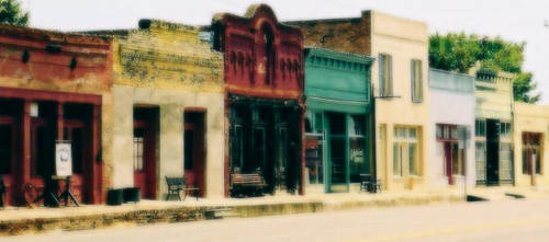 Colortown by joyridesunltd