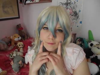 Nia make up by ayumicosplay