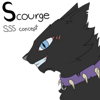 SSS Warrior Cats Scourge Concept by EventineXVI