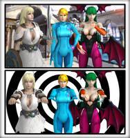 Game Girls Hypnotized by VG-MC