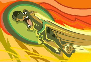 Scooby Doo by slappy427