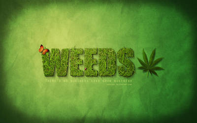 Weeds Desktop by Treason1