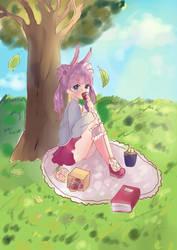 Hungry Picnic by Midzumi-chan