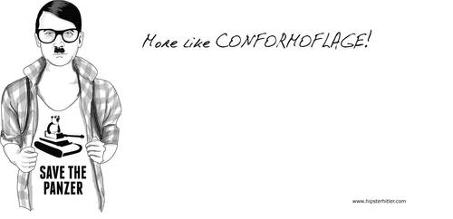 More like Conformoflage by jc-apk
