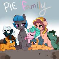 Family Pie by h0mi3