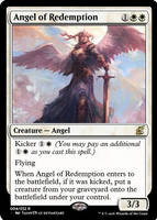 Angel of Redemption by d-conanmx