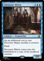 Devourer Mimic by d-conanmx