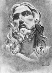 Bernini Sculpture by 814CK5T4R