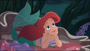 Ariel-The Little Mermaid by afrodytta