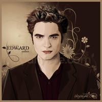 Edward Cullen-Twilight Saga by afrodytta