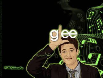 Glee Wall - Will Schuester by afrodytta