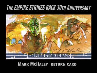 ESB 30th Ann. Return Card 3 by markmchaley
