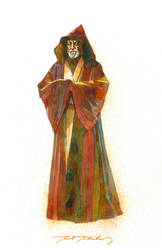 Benny The Hermit by markmchaley