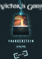 Frankenstein Design 1 by El-Sobreviviente