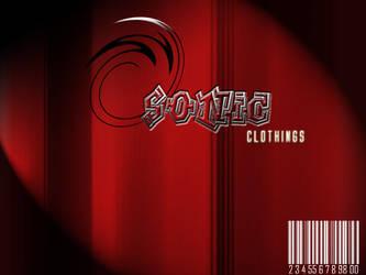 Sonic Clothing by El-Sobreviviente