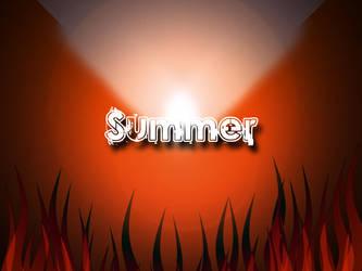 Summer by El-Sobreviviente