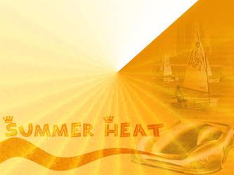 Summer Heat by El-Sobreviviente