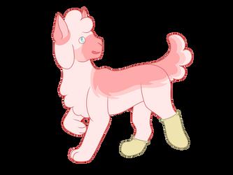 Strollin' in Socks by Chiffon-Pie