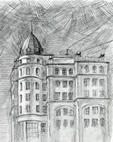 Drawing houses by soiseiseke