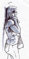 sketching by soiseiseke